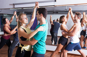 Salsa Dance Classes in Sutton on the Hill, Derbyshire